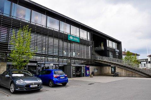 Innbyggertorget flytter fra kommunehuset og inn i lokalene til Trøgstad Sparebank.