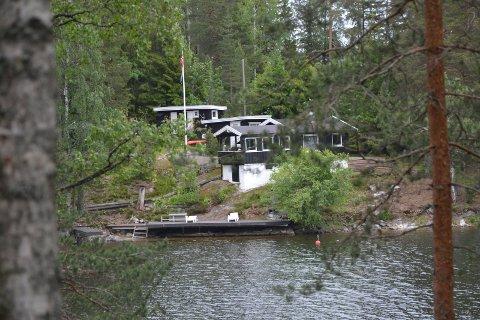 Redusert: Flere hytteeiere på Grindøya fikk en betydelig lavere festeavgift enn hva grunneierne ønsket.