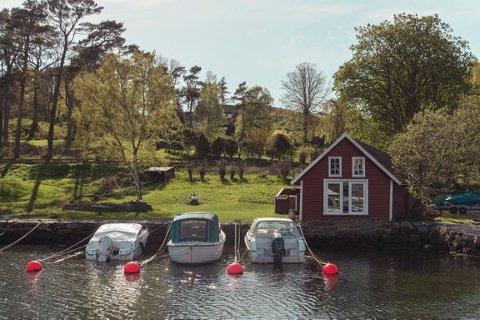 Flauser: En ny undersøkelse viser hva nordmenn opplever som flauest på sjøen.