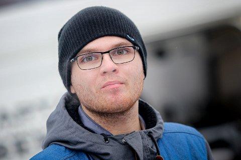 HAR VÆRT ET SAVN: Spydebergingen Oscar Solberg innrømmer at det har vært et savn å ikke kjøre rally. Om et par uker gjør han et comeback i Rally Sweden og gleder seg veldig.