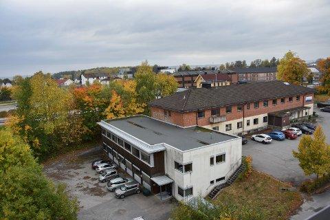 Familiens Hus i Askim skal rives sommeren 2022. Men byggingen på området starter første halvår 2021.