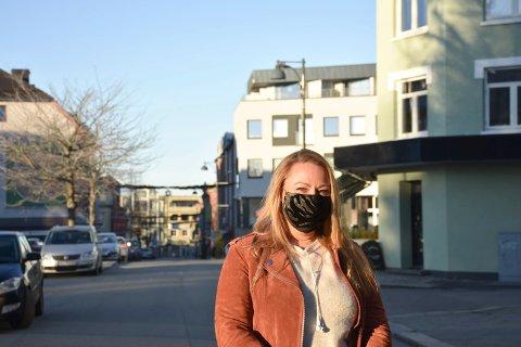 KRISE: Monica Strand, daglig leder Mysenbyen as sier dette er krise for næringslivet.