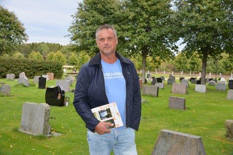 Asgeir Rønningen, avdelingsleder for gravplassforvaltningen i Indre Østfold kirkelige fellesråd, opplyser at delta