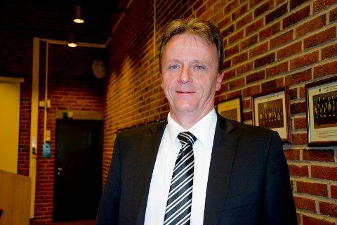 Utvalgsleder Per Øivind Falkenberg Krog er spent på hva fylkesmannen vil si. Han håper politikerne ikke får veisaken på bordet nok en gang.