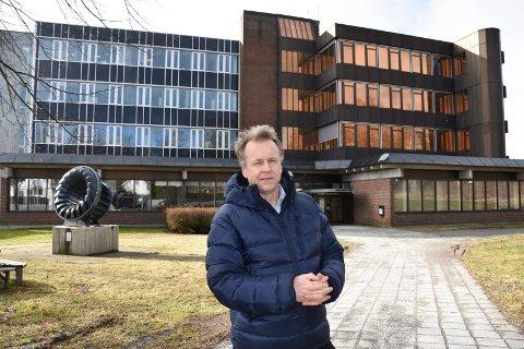 Koronasamarbeid: - Vi skal drifte koronavdelingen på Edwin Ruuds sammen med Skiptvet og Marker opplyser ordfører Saxe Frøshaug i Indre Østfold kommune.