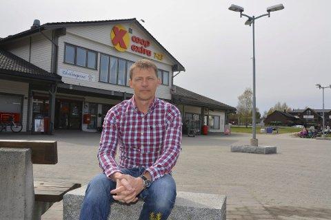 Erik Svarstad er skuffet over at formannskapet i går vedtok å gå videre med ekspropriasjonssaken mot Myra Tebo.