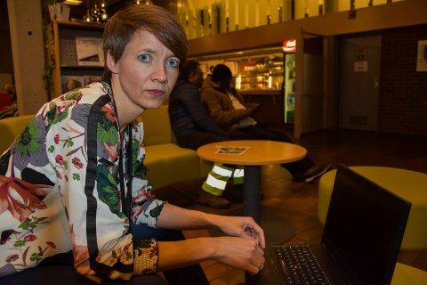 Smittesporing: Mimi Kopperud Slevigen, som er informasjonssjef i Indre Østfold kommune, opplyser nå at helsepersonell jobber med smittesporing etter at flere i regionen har fått påvisit smitte.,