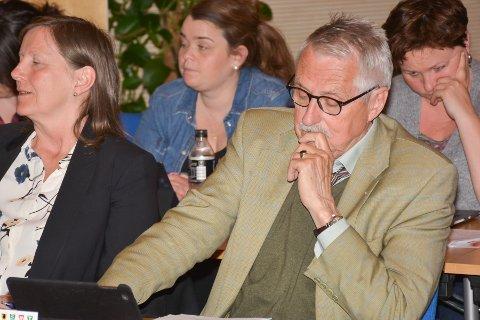 Petter Schou (H) er leder av Kontrollutvalget i Indre Østfold kommune som nå skal granske om vann- og kloakkgebyrene er riktig beregnet.