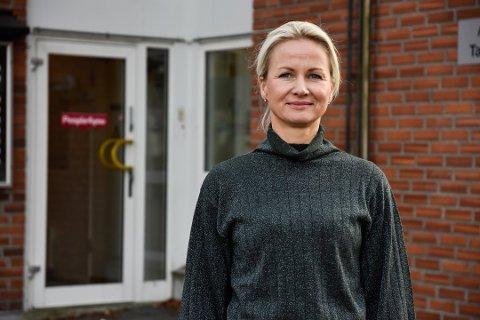 Ann Christin Winger Byhrø daglig leder People4you AS