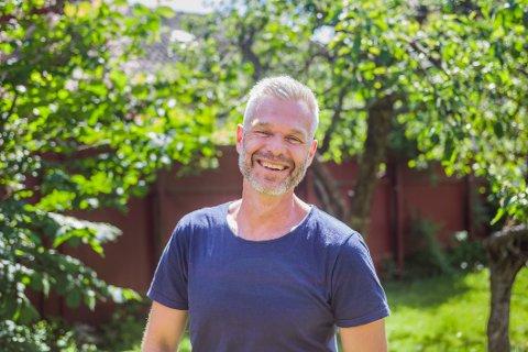 SKRYTER AV NAV: Matteo Antonio Vogt Jacobsen synes NAV-systemet både er enkelt og effektivt. - Jeg har fått pengene jeg har krav på i løpet av kort tid hver gang.