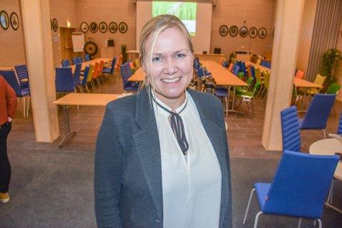 Lisa S. Moen, norgesansvarlig for gjenvinning og resirkulering i Fortum.