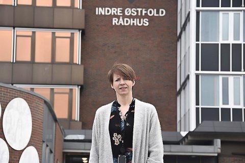 Smittejakt: – Vi jobber intenst med å finne hvor de sju personene kan ha blitt smittet, opplyser informasjonssjef Mimi Kopperud Slevigen. Foto: Lise-Kari Holøs