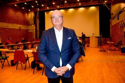 Asbjørn Brandsrud (V) er nyvalgt leder i det faste utvalget for miljø, natur  og utvikling.