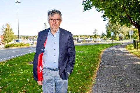 Kjell Ericsson (75) bor i Västra Fågelvik rett over grensen og har vært opptatt av grensesamarbeidet i mange tiår. – Vi er så like på alle mulige vis. Går det bra for Ørje så går det bra for Töcksfors, og tvert om, sier han.