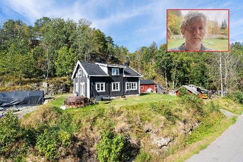 SOLGT: Ronny Høitomt solgte boligen 300.000 over prisantydning.