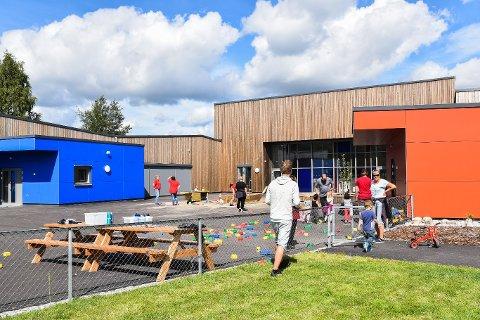 EID BARNEHAGE: Askim-barnehagen Eid er en av totalt syv barnehagene i Indre Østfold hvor det nå søkes etter kvalifisert personell.