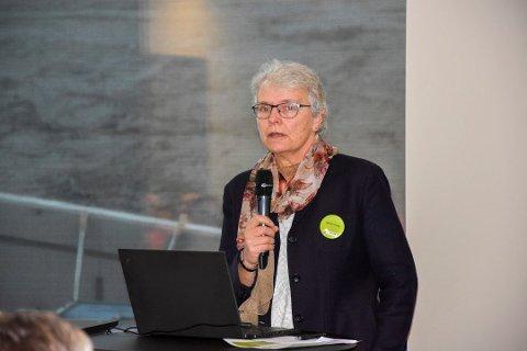 Kommuneoverlege Barbro Kvaal opplyser at de klarer å få 6-7 vaksiner ut av hvert hetteglass.