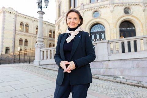 Stortingsrepresentant Ingjerd Schou (H) avslører at det ligger en stor nyhet for Indre Østfold i Nasjonal Transportplan som legges frem fredag.