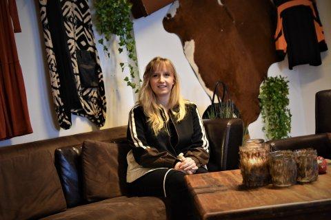 Mathilde Elise Bråthen Frogner Jansen vil videreføre «stue»-følelsen hun har klart å skape i butikken, men bare i en annen form.