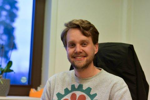 Indre østfoldingen Lars Kristian Selbekk er en av mange som vil på Stortinget. Han stiller på valg for MDG.