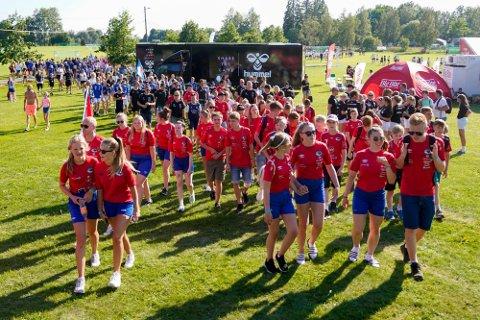 AVLYST: Fotballglade barn og ungdom får dessverre ikke spilt på Ekebergsletta i år.  Fredrik Hagen (NTB)