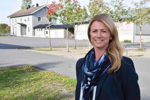 NY REKTOR: May Britt Glenge (48) er ny rektor ved Dyrløkkeåsen skole. Hun starter i den nye jobben neste skoleår.