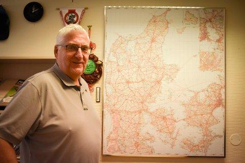Kjøpte Indre Østfold Reisebyrå: Kai Heier har kjøpt tilbake selskapet han var med å starte for 37 år siden.