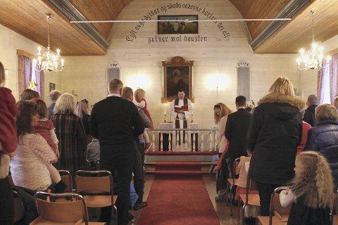 VIDAR NES MYGLAND: Deler oppfatninga til kollegaen Mikael Bruun og har gjeve prosten beskjed om at han ikkje vil dela liturgisk fellesskap med kvinnelege prestar.