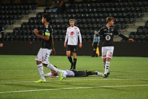 EXIT: Eventyret i NM-cupen er over for denne gong for Sogndal-juniorane. Onsdag tapte dei 3-1 heime mot Odd.
