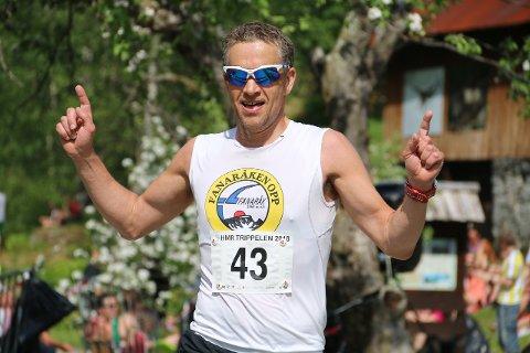 Per Ove Walaker vann årets utgåve av Vettisløpet.