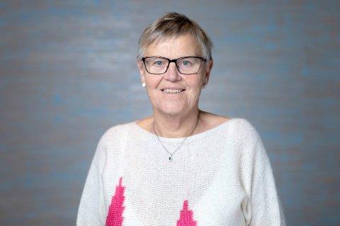 Marta Sofie Vange, Vik Høgre. (Foto: Hans Kristian Thorbjørnsen)