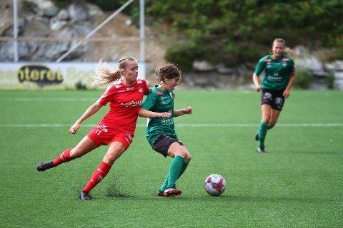 NYTT TAP: Kaupanger tapte fredag ettermiddag 1-0 heime mot Grand Bodø.