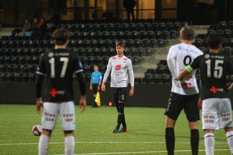 NYTT TAP: Adrian Solberg og resten av Sogndal-juniorane tapte den andre gruppespelskampen mot svenske Elfsborg under skandinavisk meisterskap søndag.