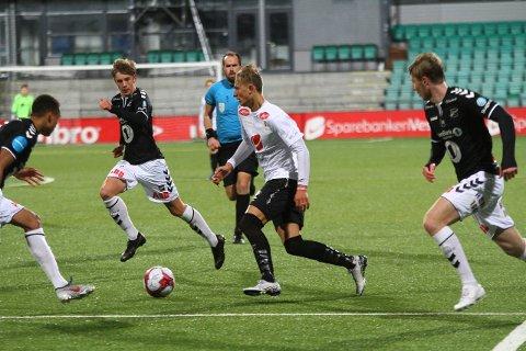 TAPTE: Sogndal-juniorane tapte 2-0 borte mot FC Sheriff onsdag kveld. (Arkivfoto)