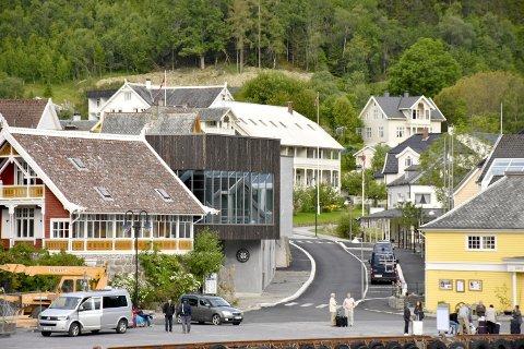 TI VIL BLI SJEF HER: Norsk Reiselivsmuseum i Balestrand utvida søkjarfristen på vikariatet som avdelingsleiar. No har ti personar søkt.