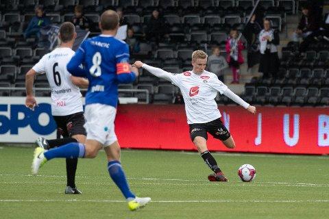 KLAR: Martin Ove Roseth har signert avtale med Sogndal Fotball.