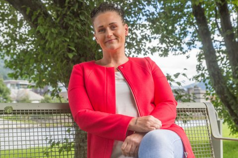HAR HÅP: Hilde Ullebø frå Høyanger har kreft, men håpar at behandling i utlandet kan gjere ho frisk.