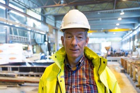 KJØPER OPP: Lasse Opseth og Førde Sementvarer kjøper to firma i Stryn. ARKIVFOTO.