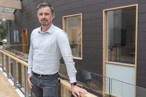 SØKER TRAINEE: Henrik Nordal, avdelingsleiar i Lotteri- og stiftingstilsynet