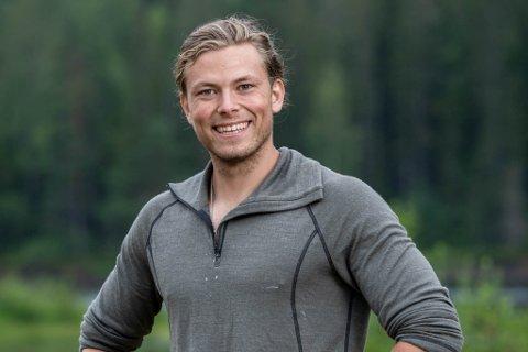 VINNAR: Erik Rotihaug vann Farmen 2019. Denne veka startar ein ny sesong av det populære TV 2-programmet.