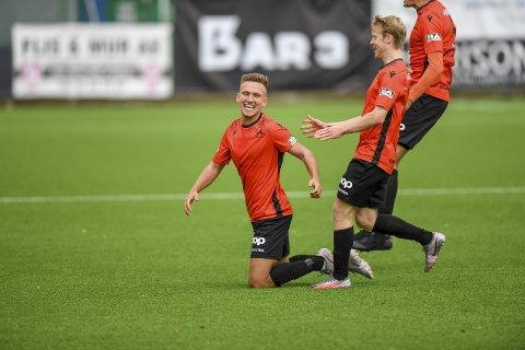 ØNSKA: Kristoffer Valsvik (25) er ønska både i Sogndal og i Åsane.