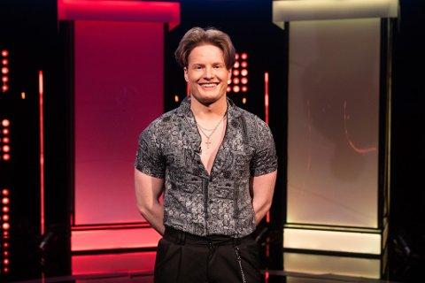 PÅ TV: Tor Erik Eide synest det vart natruleg å kle av seg under innspelinga av «Naked Attraction».