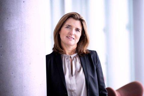 SKATT:. – Hugs å sjekka at opplysingane stemmer og fyll ut det som manglar, slik at du betalar riktig skatt, oppmodar   Nina Schanke Funnemark.