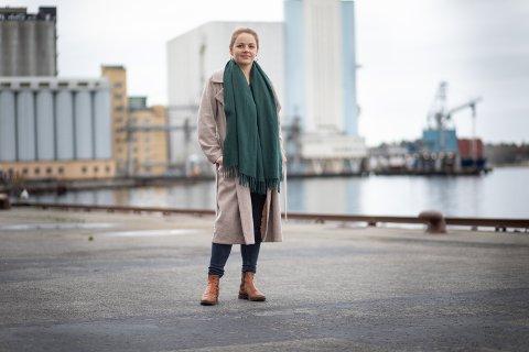 Astrid Molstad drømmer om en utslipssfri flåte og mener hun med sin teknologi kan hjelpe Norge og verden med å nå sine klimamål.