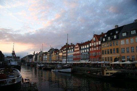 Vakre København.