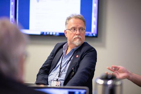 FNB-politiker og leder for utvalg oppvekst og kultur, Ove Evertsen.