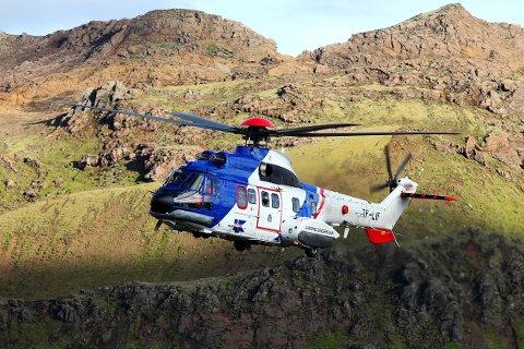 To islandske redningshelikoptre skal gjennom tungt vedlikehold hos Heli-One på Sola. Kontrakten har en verdi på 30 millioner kroner.