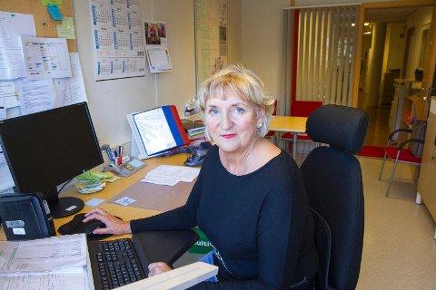 Marit Ladsten, leder for NAV Sola.