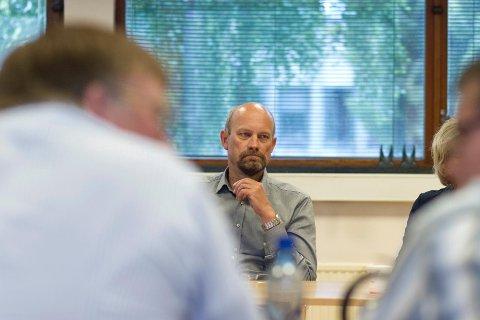 Svein Ragnvald Tjora (KrF) vil ikke gi utbygger i Skadbergbakken lov til å øke størrelsen på de planlagte blokkene.