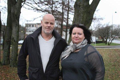 Ap-politikerne Leif Harald Forthun og Siv-Len Strandskog ønsker at enslige mindreårige flyktninger med tilknytning til Sola skal få bo her når de får oppholdstillatelse.